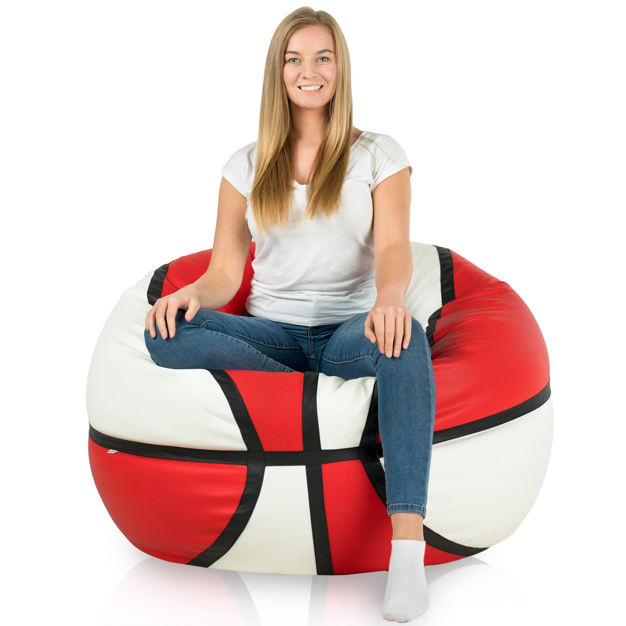 sitzsack basketball italpouf. Black Bedroom Furniture Sets. Home Design Ideas