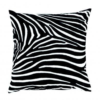 Dekokissen Zebra