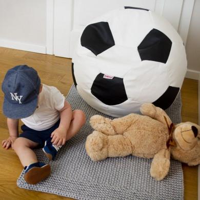 Sitzsack Fußball Kinder