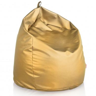 Sitzsack Gold
