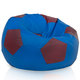 SITZPOUF CILINDRO PATCHWORK