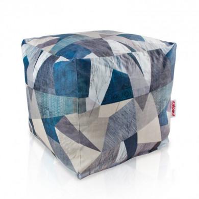 Sitzpouf Cubo Abstrakt