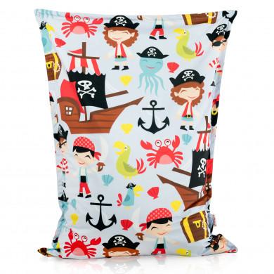 Kindersitzkissen Piraten