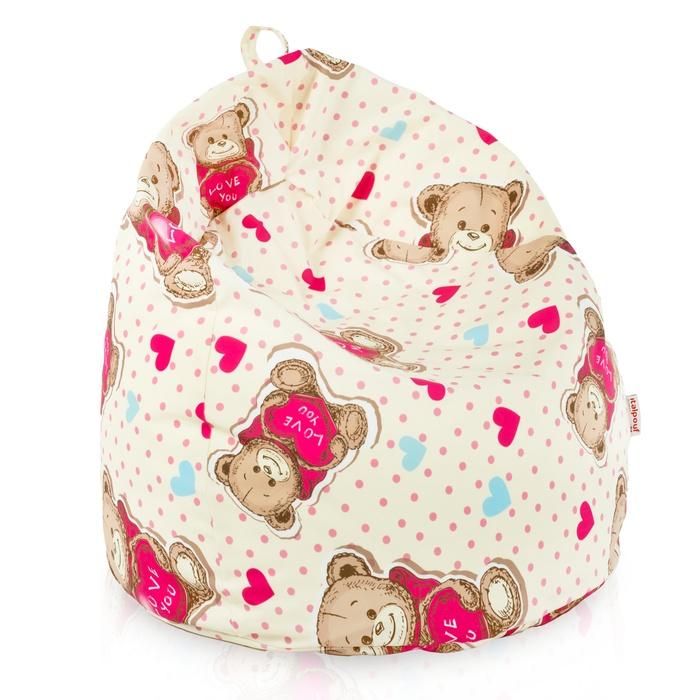 Kindersitzsack Teddybären