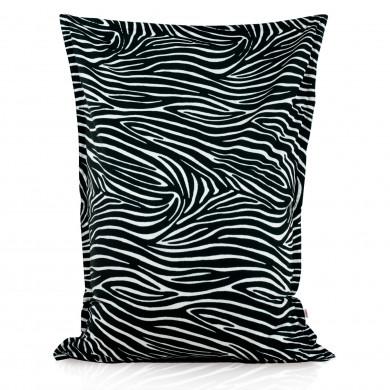 Sitzkissen Zebra