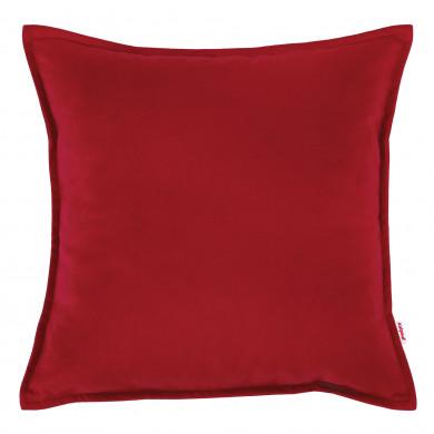 Rot Kopfkissen Plüsch Modern