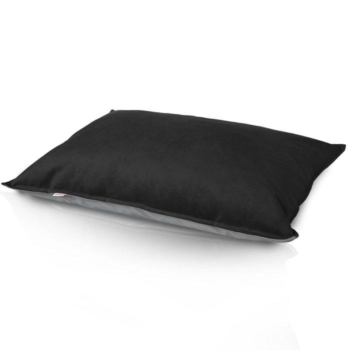 Schwarz Hundekissen Plüsch