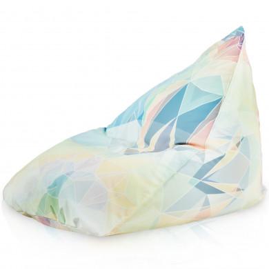 Sitzsack Kinzler XL Bermuda Abstract Pastel