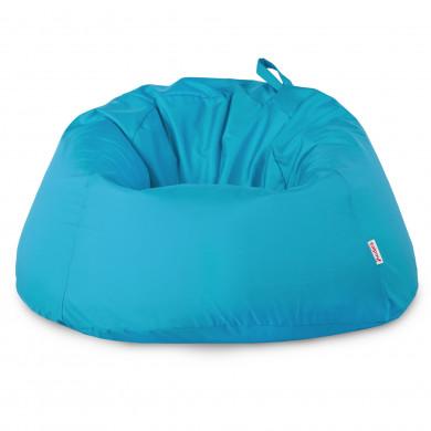 Blau Riesensitzsack Draußen XXXL