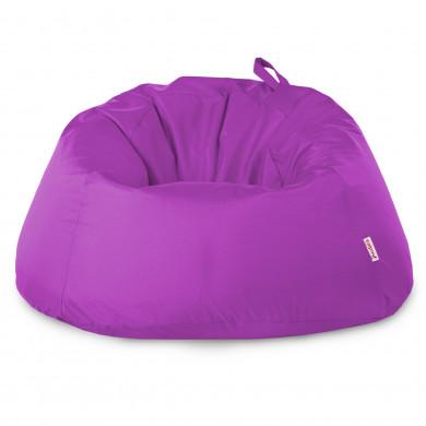 Violett Riesensitzsack Draußen XXXL