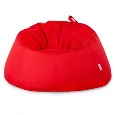 Rot Riesensitzsack Draußen XXXL Garten