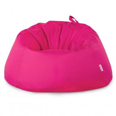 Pink Riesensitzsack Draußen XXXL Rosa