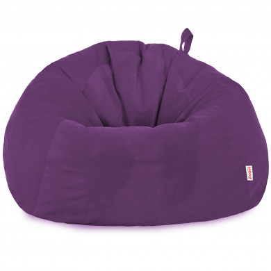 Lavender Riesensitzsack XXXL Groß Plüsch