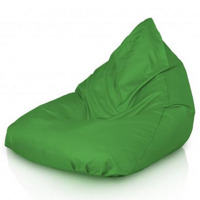 Grün Sitzsack Liege Draußen Bermuda