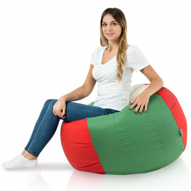 Sitzsack volleyball tricolore