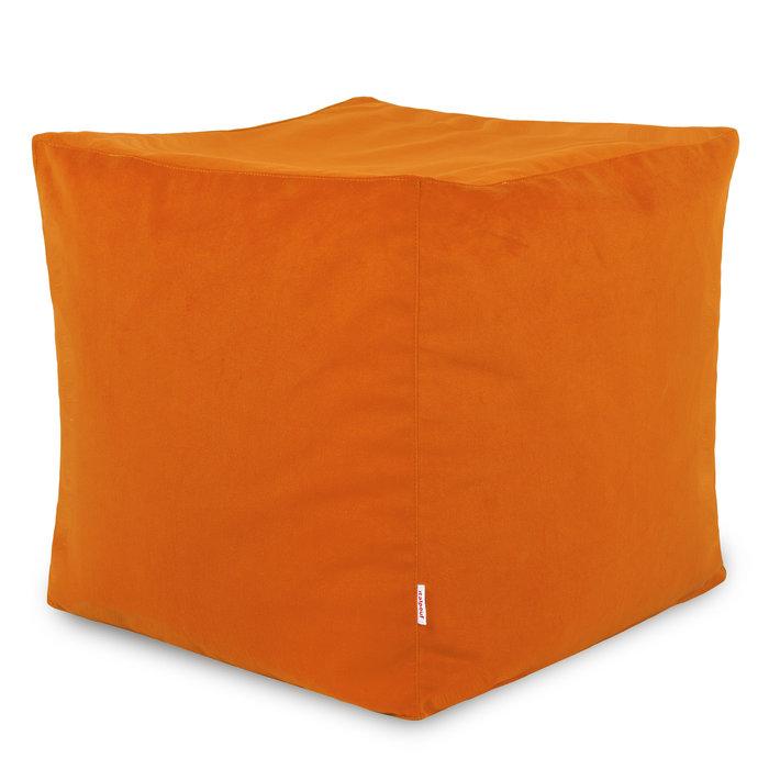 Plüsch Kinder Cubo Orange Sitzhocker Italpouf JFl3T1cK