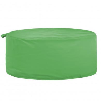 Grün Sitzpouf Kunstleder Circolo