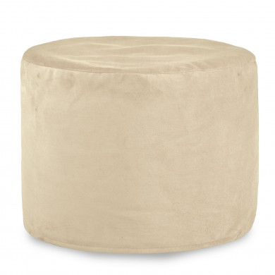 Perle Sitzwürfel Plüsch Cilindro Wohnzimmer