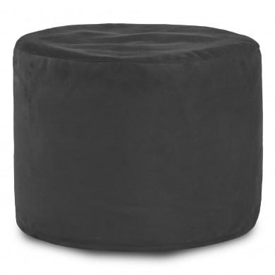 Grau Sitzwürfel Plüsch Cilindro