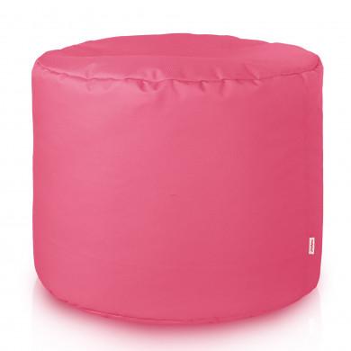 Rosa Sitzwürfel Outdoor Mädchen Cilindro