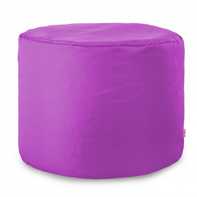 Violett Sitzwürfel Outdoor Außen Cilindro