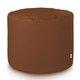 Braun Sitzwürfel Outdoor Sitzpuff Cilindro