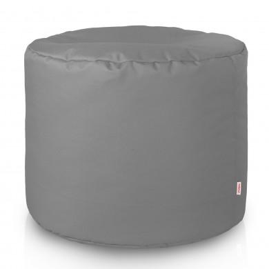 Grau Sitzwürfel Outdoor Cilindro