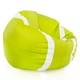 Limette Sitzsack Tennisball Kunstleder