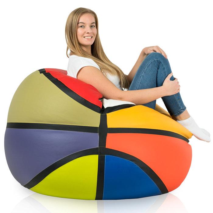 Sitzsack Basketball Bunt