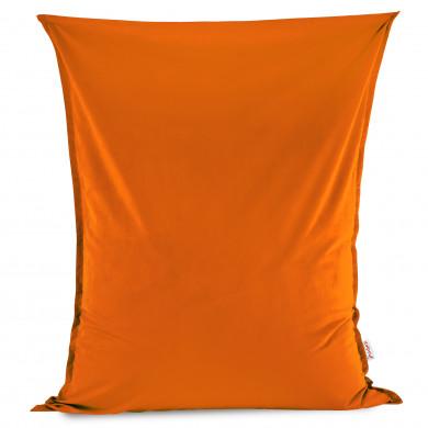 Orange Sitzkissen Groß XXL Plüsch