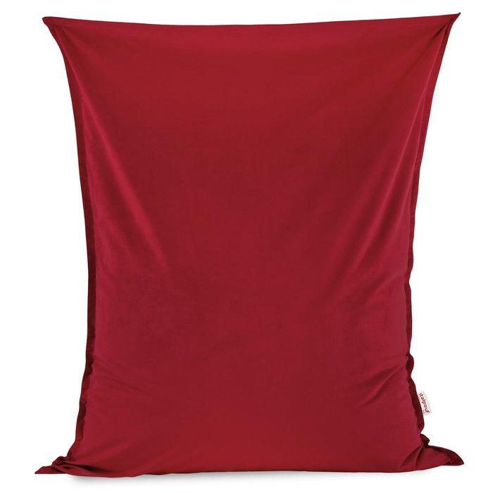 Rot Sitzkissen Groß XXL Plüsch Relax
