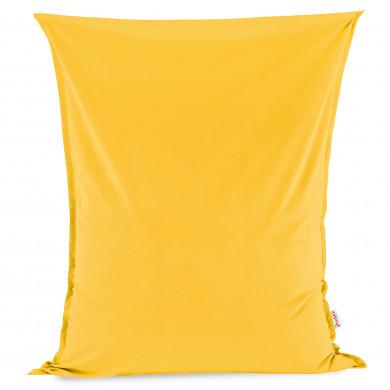 Gelb Sitzkissen Groß XXL Plüsch Kinderzimmer