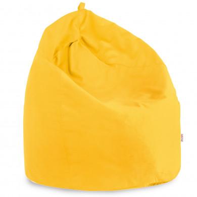 Gelb Sitzsack XL Plüsch Kinderzimmer