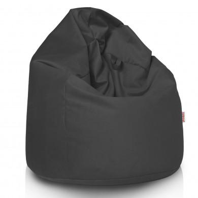 Grau Sitzsack XL Plüsch Relaxsessel