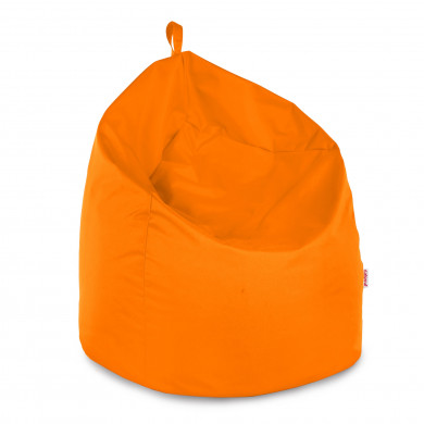Orange Sitzsack XL Outdoor Kindermöbel
