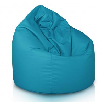 Blau Sitzsack XL Outdoor Gartenmöbel