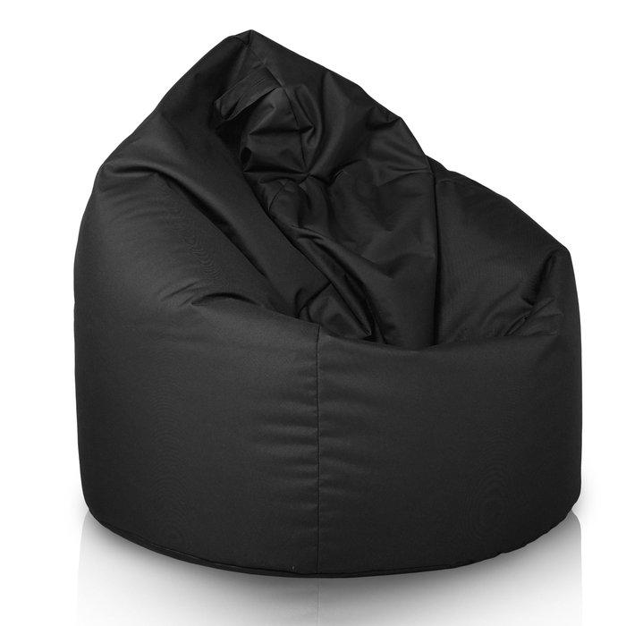 Schwarz Sitzsack XL Outdoor Draußen