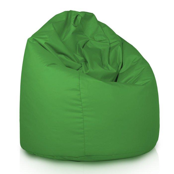 Grün Sitzsack XXL für eine Terrasse