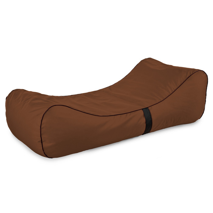 Modern Relax Sessel Lounge Braun Outdoor