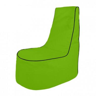 Limette Sitzsack Sessel Draußen Strand