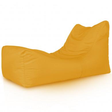 Lounge Sessel Outdoor Gelb Kinder