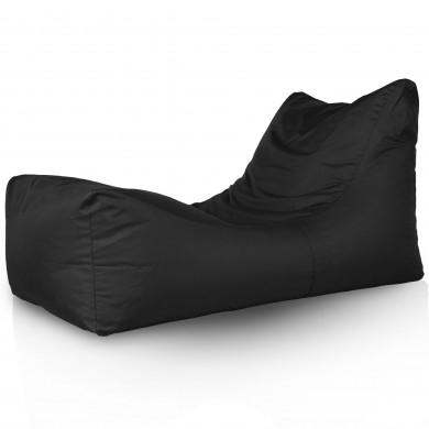 Lounge Sessel Outdoor Schwarz Möbel