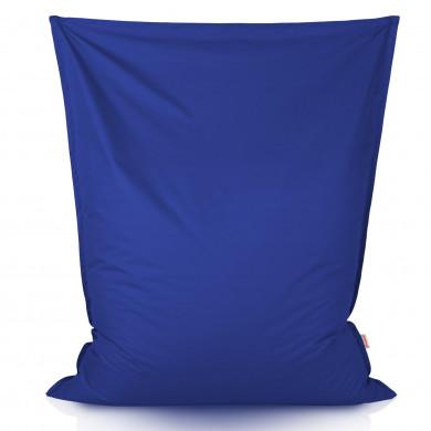 Violett Sitzwürfel Kunstleder Cilindro