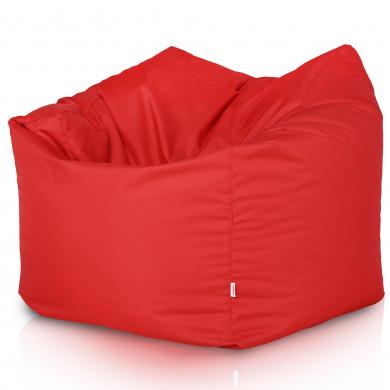 Perle Sitzsack XL Kunstleder Moderno