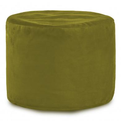 Grüner Apfel Sitzwürfel Plüsch Cilindro