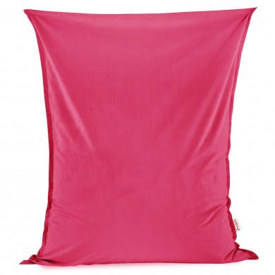 Pink Sitzkissen Groß XXL Plüsch Rosa