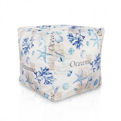Sitzpouf Cubo Ocean Puff