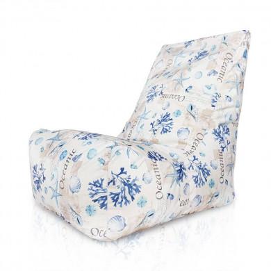 Sitzsack Sessel Distinto Ocean Wohnzimmer